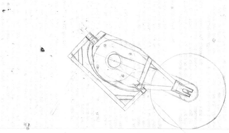 preliminary-sketch-of-electric-car-steering